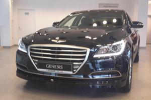 Авто Hyundai Genesis, 2015 года выпуска, цена 2 250 000 руб., Санкт-Петербург