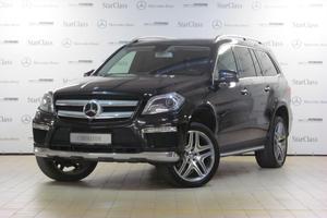 Авто Mercedes-Benz GL-Класс, 2014 года выпуска, цена 3 290 000 руб., Санкт-Петербург