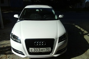 Подержанный автомобиль Audi A3, отличное состояние, 2012 года выпуска, цена 700 000 руб., Краснодар