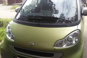 Подержанный автомобиль Smart Fortwo, отличное состояние, 2010 года выпуска, цена 450 000 руб., Видное