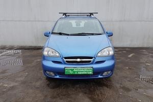Авто Chevrolet Rezzo, 2008 года выпуска, цена 295 000 руб., Москва