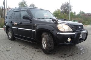 Автомобиль Hyundai Terracan, хорошее состояние, 2002 года выпуска, цена 420 000 руб., Москва