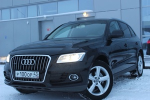 Автомобиль Audi Q5, отличное состояние, 2013 года выпуска, цена 1 690 000 руб., Челябинск