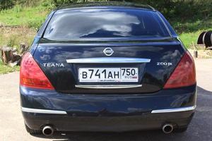 Подержанный автомобиль Nissan Teana, хорошее состояние, 2006 года выпуска, цена 410 000 руб., Озеры