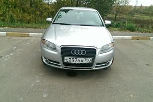Автомобиль Audi A4, хорошее состояние, 2004 года выпуска, цена 380 000 руб., Ивантеевка