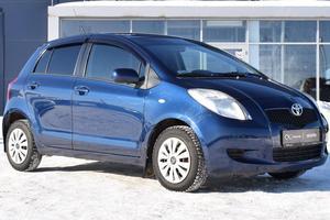 Авто Toyota Yaris, 2008 года выпуска, цена 321 000 руб., Липецк
