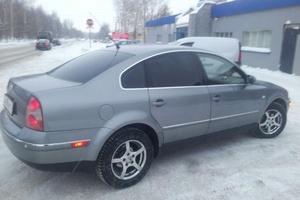 Автомобиль Volkswagen Passat, отличное состояние, 2003 года выпуска, цена 290 000 руб., Нижнекамск
