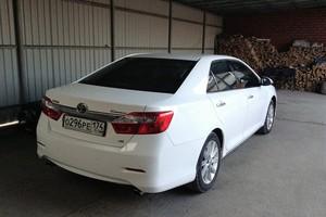 Подержанный автомобиль Toyota Camry, отличное состояние, 2012 года выпуска, цена 1 100 000 руб., Челябинск
