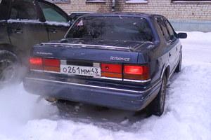 Автомобиль Chrysler Saratoga, хорошее состояние, 1991 года выпуска, цена 98 000 руб., Киров