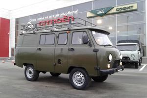 Авто УАЗ 3909, 2016 года выпуска, цена 640 000 руб., Санкт-Петербург