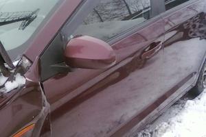 Автомобиль Chery Very, битый состояние, 2011 года выпуска, цена 110 000 руб., Ноябрьск