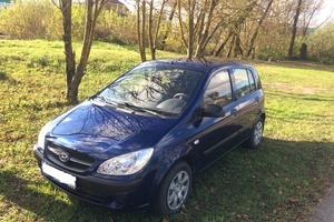 Автомобиль Hyundai Getz, отличное состояние, 2008 года выпуска, цена 340 000 руб., Коломна