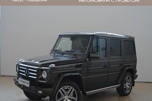 Авто Mercedes-Benz G-Класс, 2014 года выпуска, цена 6 000 000 руб., Москва