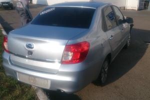Автомобиль Datsun on-DO, битый состояние, 2015 года выпуска, цена 200 000 руб., Казань