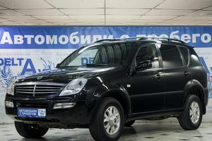 Авто SsangYong Rexton, 2007 года выпуска, цена 490 000 руб., Москва