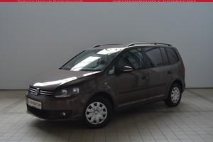 Авто Volkswagen Touran, 2013 года выпуска, цена 699 000 руб., Москва