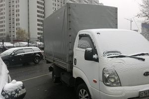 Автомобиль Kia Bongo, отличное состояние, 2008 года выпуска, цена 350 000 руб., Москва