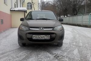 Автомобиль ВАЗ (Lada) Kalina, отличное состояние, 2014 года выпуска, цена 278 000 руб., Дмитров