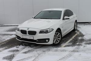 Авто BMW 5 серия, 2013 года выпуска, цена 1 299 000 руб., Москва