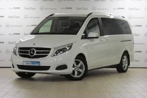 Авто Mercedes-Benz V-Класс, 2014 года выпуска, цена 3 400 000 руб., Санкт-Петербург