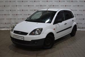 Авто Ford Fiesta, 2007 года выпуска, цена 223 441 руб., Москва