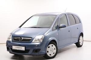 Авто Opel Meriva, 2007 года выпуска, цена 285 000 руб., Санкт-Петербург