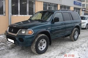 Авто Mitsubishi Montero, 2005 года выпуска, цена 435 000 руб., Москва