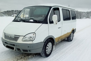 Подержанный автомобиль ГАЗ Соболь, отличное состояние, 2006 года выпуска, цена 190 000 руб., Сергиев Посад
