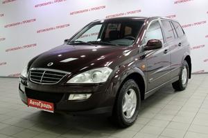 Авто SsangYong Kyron, 2008 года выпуска, цена 489 000 руб., Москва