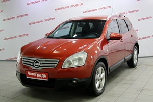 Авто Nissan Qashqai+2, 2008 года выпуска, цена 599 000 руб., Москва