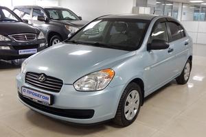 Авто Hyundai Verna, 2006 года выпуска, цена 240 000 руб., Москва