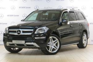 Авто Mercedes-Benz GL-Класс, 2013 года выпуска, цена 2 450 000 руб., Санкт-Петербург