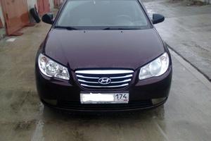 Подержанный автомобиль Hyundai Elantra, хорошее состояние, 2010 года выпуска, цена 550 000 руб., Озерск