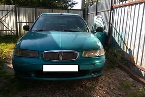Автомобиль Rover 400 Series, хорошее состояние, 1995 года выпуска, цена 90 000 руб., Калининград