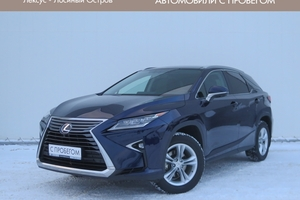 Авто Lexus RX, 2015 года выпуска, цена 3 650 000 руб., Москва