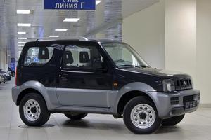 Авто Suzuki Jimny, 2008 года выпуска, цена 477 777 руб., Москва
