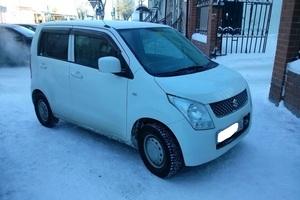 Автомобиль Suzuki Wagon R, отличное состояние, 2011 года выпуска, цена 420 000 руб., Тюмень