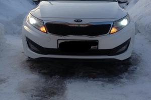 Автомобиль Kia K5, хорошее состояние, 2011 года выпуска, цена 765 000 руб., ао. Ханты-Мансийский Автономный округ - Югра