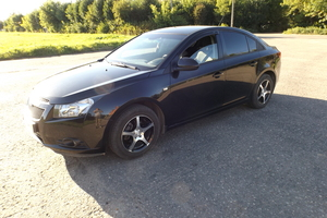 Автомобиль Chevrolet Cruze, отличное состояние, 2011 года выпуска, цена 460 000 руб., Гагарин
