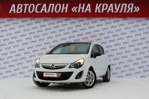 Авто Opel Corsa, 2014 года выпуска, цена 529 196 руб., Екатеринбург