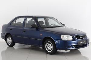 Авто Hyundai Accent, 2007 года выпуска, цена 224 000 руб., Ростовская область