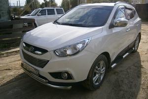 Автомобиль Hyundai ix35, отличное состояние, 2013 года выпуска, цена 1 070 000 руб., Нягань