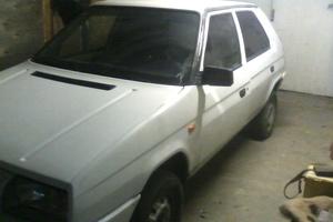 Автомобиль Skoda Favorit, среднее состояние, 1992 года выпуска, цена 50 000 руб., Феодосия