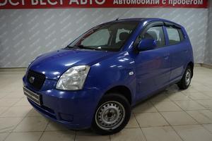 Авто Kia Picanto, 2007 года выпуска, цена 239 000 руб., Москва