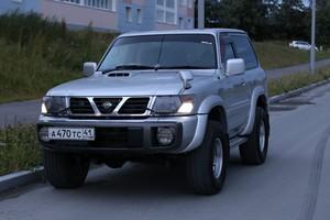 Автомобиль Nissan Safari, хорошее состояние, 1998 года выпуска, цена 700 000 руб., Петропавловск-Камчатский