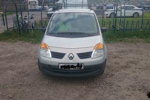 Автомобиль Renault Modus, хорошее состояние, 2005 года выпуска, цена 200 000 руб., Санкт-Петербург
