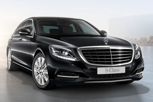 Авто Mercedes-Benz S-Класс, 2016 года выпуска, цена 9 470 000 руб., Москва