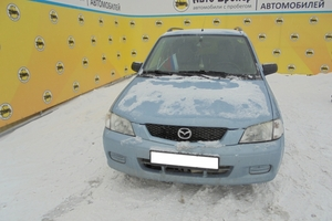 Авто Mazda Demio, 2002 года выпуска, цена 200 000 руб., Самара