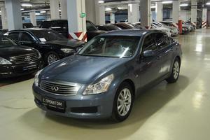 Авто Infiniti G-Series, 2008 года выпуска, цена 649 000 руб., Москва