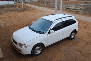 Автомобиль Mazda Familia, хорошее состояние, 1999 года выпуска, цена 160 000 руб., Астрахань